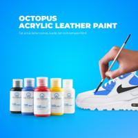 Cat Sepatu Octopus Acrylic Leather Paint 60 ml