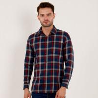 Edwin Jeans Flannel Shirt Evano - Man
