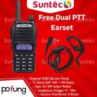 POFUNG UV82 HIGH POWER RADIO HT UHF VHF HANDY WALKIE TALKIE OPS UV5R