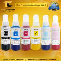 Tinta Printer Art Paper Epson L120 L110 L310 L220 L350 L360 artpaper