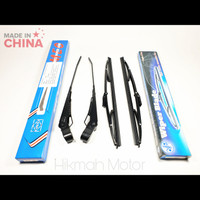1 Set Arm Gagang dan Wiper Blade Toyota Hardtop FJ40 BJ40 series