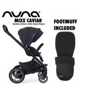 Nuna Mixx Caviar Special Black Edition