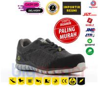 Sepatu Safety Jogger Morris / Sepatu Proyek Pria Ringan Sepatu Jogger