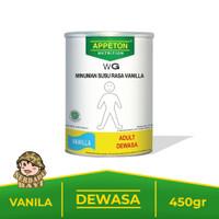 Appeton Weight Gain Vanila 450 gram