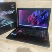 Laptop Asus ROG STRIX GL553VE i7-7700HQ/16GB/256/1TB/GTX1050Ti FULLSET