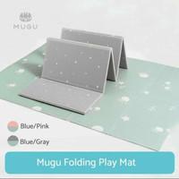 MUGU Folding Baby Playmat Matras Bayi Lipat