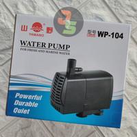 Pompa Air Yamano Wp 104 Aquarium / pompa celup Wp Yamano hidorponik