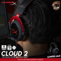 Hyperx Cloud 2 / II Black Red