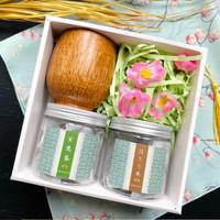 Japanese Tea set1| Gift Kado Wedding Christmas Mother's Day CNY Hamper - Blue