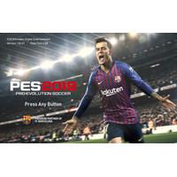 PES 2019 PC GAMING / LAPTOP GAMING - DVDR