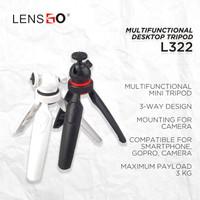 Tripod Lensgo Multifunctional Desktop L322