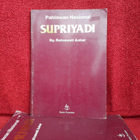 Buku Biografi - Pahlawan Nasional (Supriyadi)