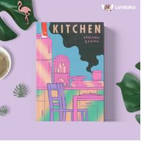 Buku Kitchen karya Yoshimoto Banana