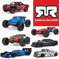 Preorder Spare Part Arrma Limitless Infraction Kraton 6s