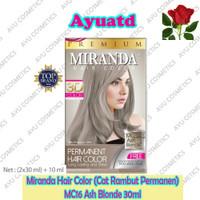 PREMIUM Miranda Hair Color MC-16 Ash Blonde