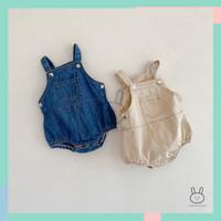 Baju Kodok Anak Bayi Perempuan / Laki-laki / Baby Romper / Overalls
