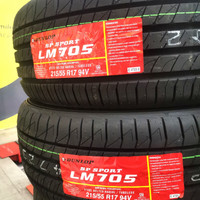 Ban Mobil Honda HRV/ Camry 215/55 R17 Dunlop LM705