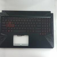 frame keyboard asus tuf fx504 casing keyboard asus fx504