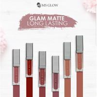 MS GLOW Glam Matte Lipstick - shade 1