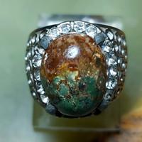 Pirus Persia - Cincin Batu Akik 019
