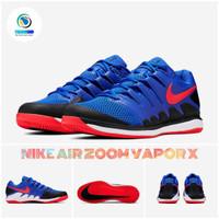 Sepatu Tenis NIKE AIR ZOOM VPR X - Blue/Red