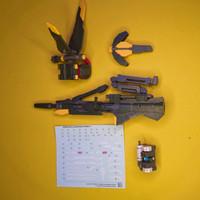 MG GUNDAM LAUNCHER STRIKE DRAGON MOMOKO / LAUNCER STRIKE DRAMOK