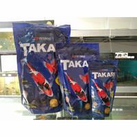 Takari 100gr 250gr 500gr pelet makanan semua ikan hias ornamental fish