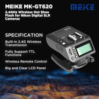 MEIKE MK - GT620 TTL TRANSCEIVER FOR NIKON