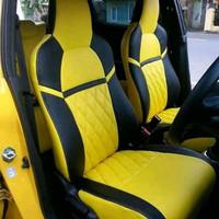 Sarung jok mobil murah Brio Satya 2021