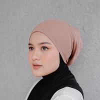 Ciput Bandana Basic Jersey    Inner Bandana Hijab Premium Panjang