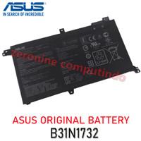 Baterai Battery ASUS K430 K430F K430U R430 R430F S430 S430U B31N1732