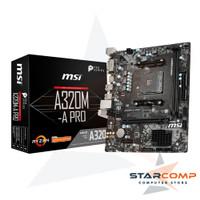 Motherboard AMD MSI A320M-A PRO AM4 A320 DDR4