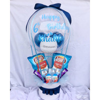 Snack Balloon Box Snack Bouquet Lalunee