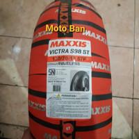 Ban Belakang Motor YAMAHA NMAX-MAXXIS VICTRA 130/70-R13. FREE PENTIL !