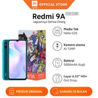 Xiaomi Official Redmi 9A 2/32GB 6.53 HD Mi Smartphone AI Face Unlock