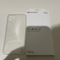 Case asenaru iphone 11 pro max clear case