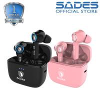 Sades TWS Earphone True Wireless Wings100