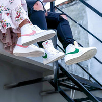 Sepatu NIKE BLAZER Mid 77 Anatomic - PINK, 39