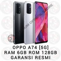 Oppo A74 5G 6/128 RAM 6GB ROM 128GB GARANSI RESMI