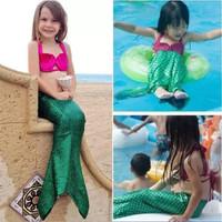 Baju Mermaid / Baju Renang Putri Duyung MR20 - Size 150
