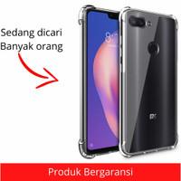 Xiaomi Mi8 Lite / Mi 8 Lite / JC Anti Crack Soft Case Casing Cover