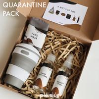 PLEISIUR Hampers Parcel Lebaran Anti Corona Quarantine Pack