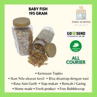 Baby Fish Crispy 195 gram