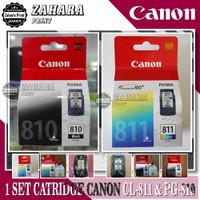 Cartridge Canon CL -811 & PG -810