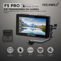 "Monitor Feelworld F5 PRO 5.5"" 4K HDMI"