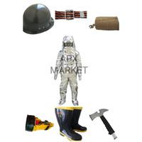 Fireman Outfit / BAJU PEMADAM ALUMINIUM KOMPLIT