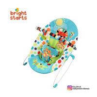 Bright Starts Vibrating Bouncer Kaleidoscope Safari
