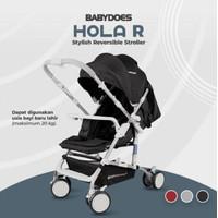 Stroller Babydoes Hola R Reversible Handle / Stroller Hadap Ibu