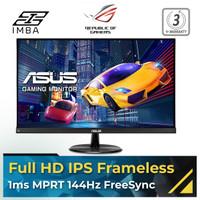 ASUS VP249QGR Gaming Monitor [1080p, 144Hz]