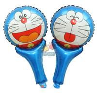 Balon Pentung Foil Karakter Doraemon
